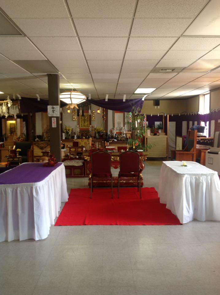 Wedding Ceremonies Enkyoji Buddhist Network