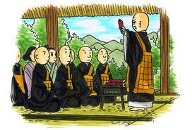 nichiren shonin teaching cartoon